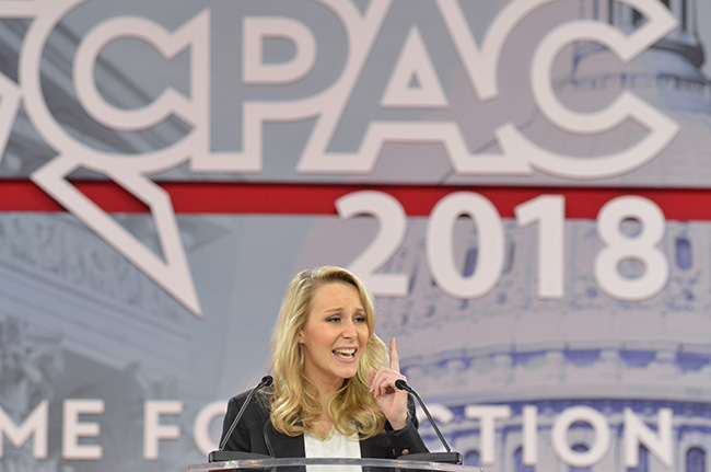 Democracy in Action photos-Feb  22-23, 2018 CPAC Day One